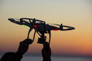 Sunrise for #CRE Drones?