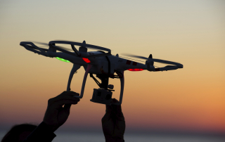 Sunrise for #CRE Drones?